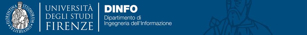 Dipartimento di Ingegneria dell'Informazione - Università degli Studi di Firenze